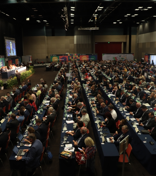 Our  World Congress is shaping our movement for the next decade