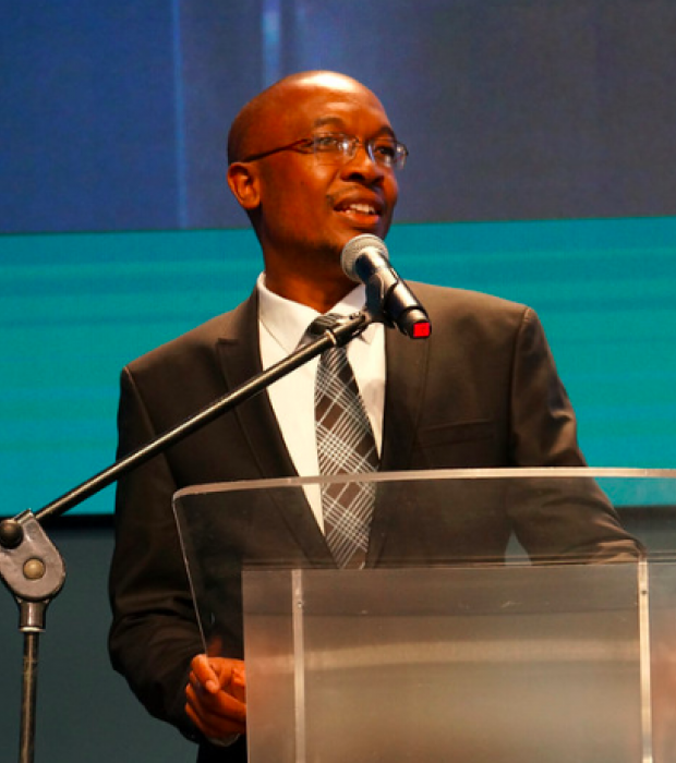 Deputy Minister Tau Welcomes the 6th UCLG Congress: World Summit of Local and Regional Leaders
